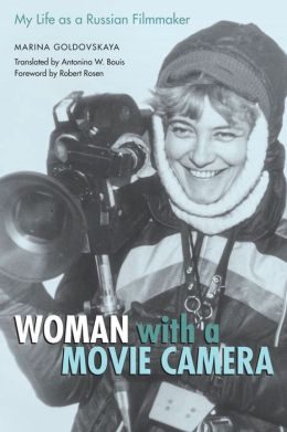 Woman With A Movie Camera