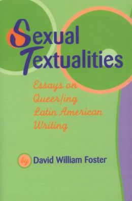 Sexual Textualities
