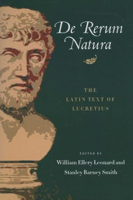 De Rerum Natura: The Latin Text of Lucretius