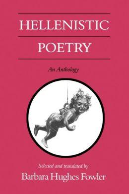 Hellenistic Poetry