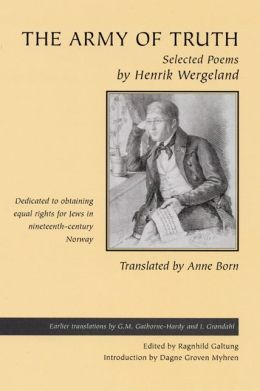 The Army of Truth: Selected Poems by Henrik Wergeland