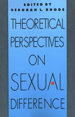 Theoretical Perspectives on Sexual Difference