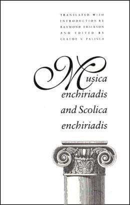 Musica enchiriadis and Scolica enchiriadis