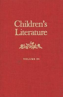 Children's Literature, Volume 24