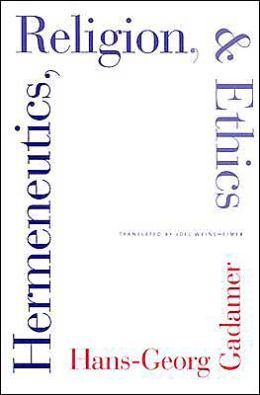 Hermeneutics, Religion, and Ethics