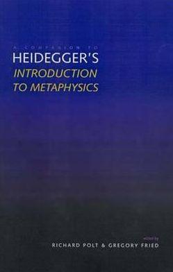 A Companion to Heidegger's