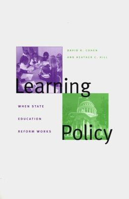 Learning Policy