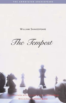 The Tempest (Annotated Shakespeare Series)