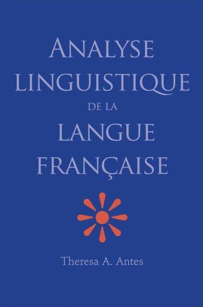 Analyse Linguistique De La Langue Francaise