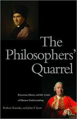 The Philosophers' Quarrel: Rousseau, Hume, and the Limits of Human Understanding
