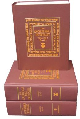 The Anchor Bible Dictionary 6-Volume Prepack: (contains one copy of each volume)