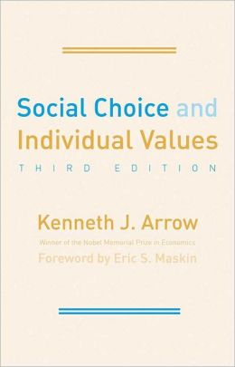Social Choice and Individual Values
