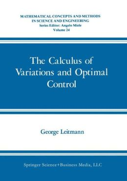 The Calculus of Variations and Optimal Control: An Introduction