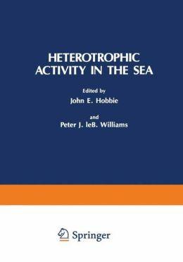 Heterotrophic Activity in the Sea