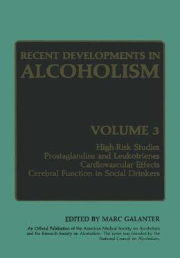 Recent Developments in Alcoholism