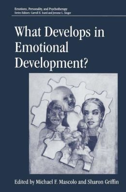 What Develops in Emotional Development?