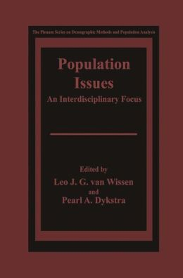 Population Issues: An Interdisciplinary Focus