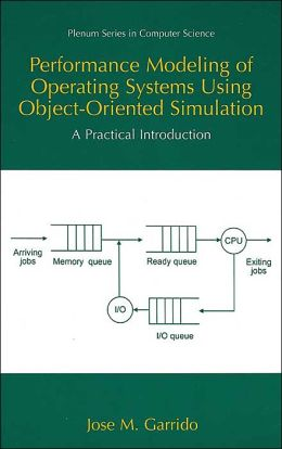 Performance Modeling of Operating Systems Using Object-Oriented Simulations: A Practical Introduction