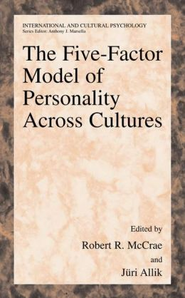 The Five-Factor Model of Personality Across Cultures