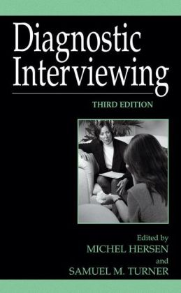 Diagnostic Interviewing, Third Edition