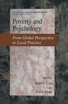 Poverty and Psychology: From Global Perspective to Local Practice