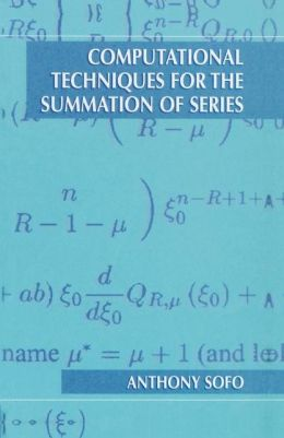 Computational Techniques for the Summation of Series