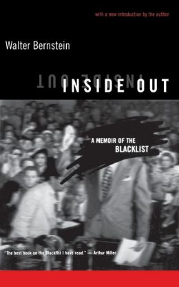 Inside out: A Memoir of the Blacklist