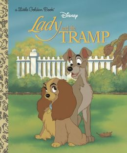 Lady and the Tramp - Little Golden Book