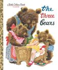 Book Cover Image. Title: The Three Bears, Author: Golden Press