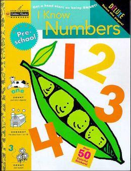 I Know Numbers (Preschool)