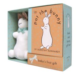Pat the Bunny: Book and Bunny Gift Set