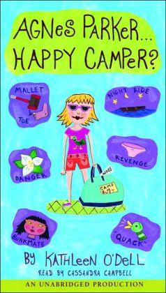 Agnes Parker... Happy Camper?