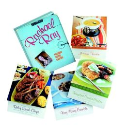 Rachael Ray's Recipe Note Cards
