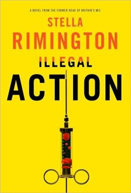 Illegal Action (Liz Carlyle Series #3)