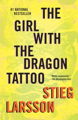 the girl with the dragon tattoo millennium series 1 by