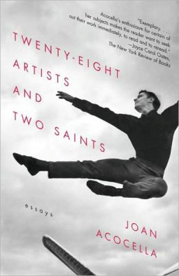 Twenty-Eight Artists and Two Saints: Essays