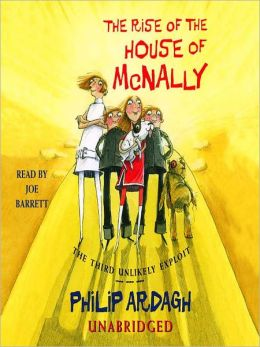 The Rise of the House of McNally: Unlikely Exploits Series, Book 3