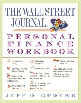 The Wall Street Journal Personal Finance Workbook