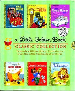 A Little Golden Book Classic Collection Golden Books