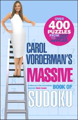 Carol Vorderman's The Massive Book of Sudoku