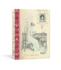 Jane Austen Mini Address Book (4'x5