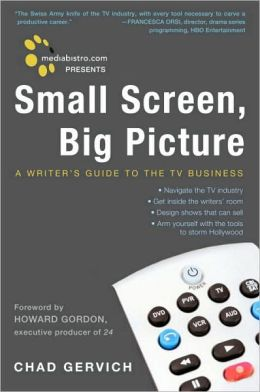 Small Screen, Big Picture: A Writer's Guide to the TV Business