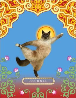 Cat Yoga Mini Journal