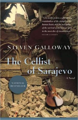 The Cellist of Sarajevo (DO NOT ORDER - Canadian Edition)