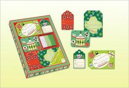Jolly Holiday Gift Tags by Betty Anderson