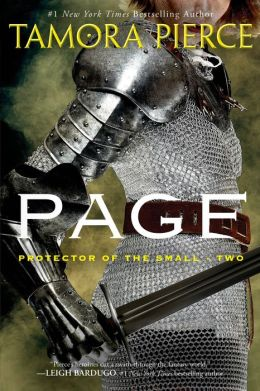Page (Protector of the Small Series #2)