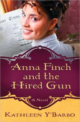 Anna Finch and the Hired Gun
