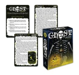 Ghost Stories Deck Little Gift Book