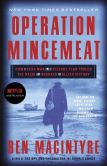 Book Cover Image. Title: Operation Mincemeat, Author: Ben Macintyre