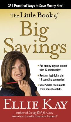 Little Book of Big Savings: 273 Ways to Save Real Dollars in Every Budget Category